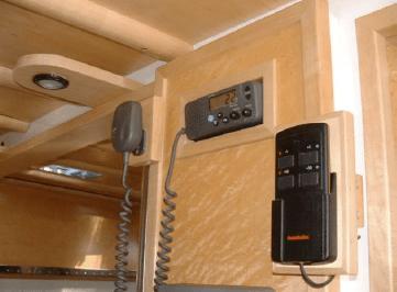Interior (backup) VHF