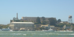Alcatraz close up