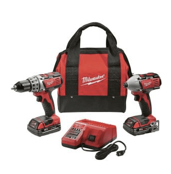 new lightweight drill set