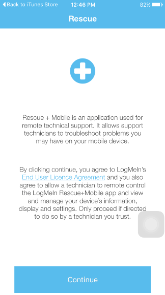 LogMeIn Rescue Download