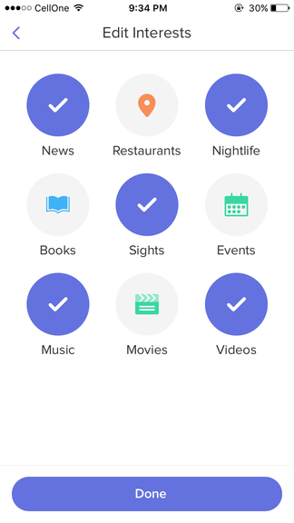 How to use Vurb app?
