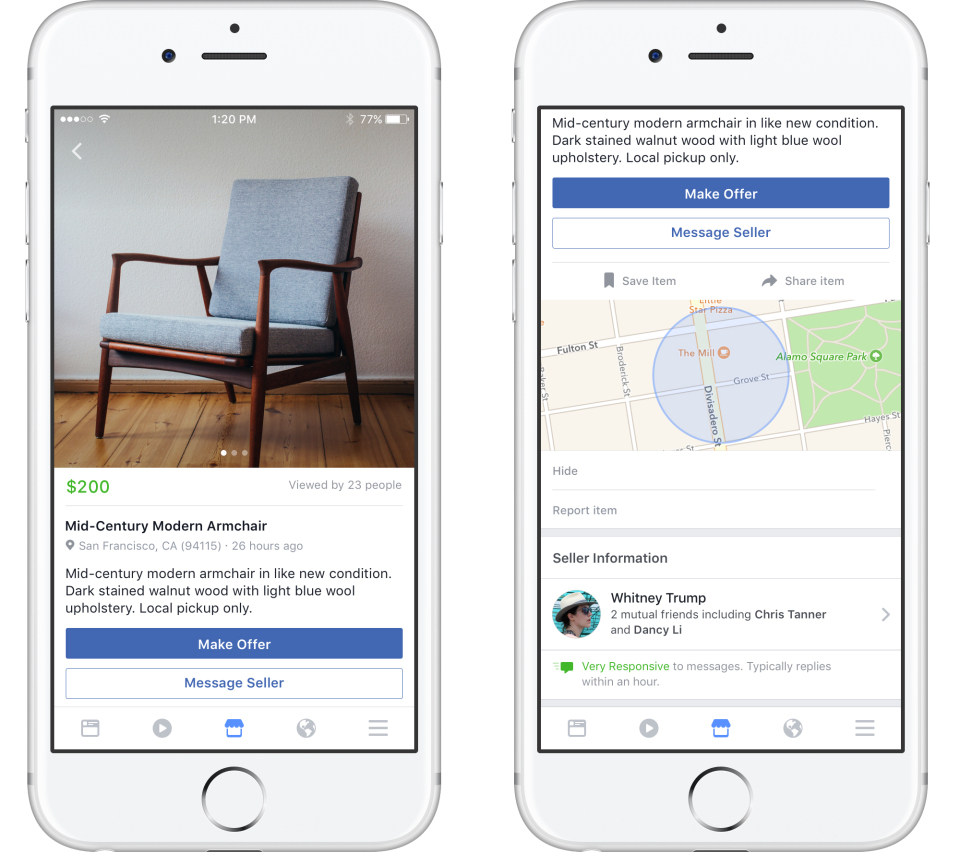 How To Use Facebook Marketplace To Buy & Sell?