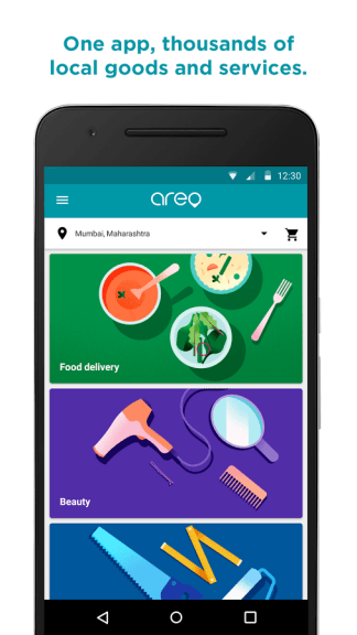 How To Use Google Areo App