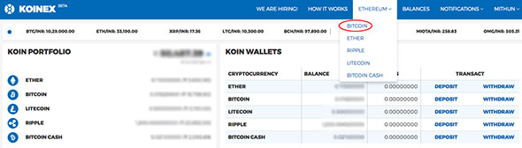 How to use Koinex to Buy Sell Bitcoins and Cryptocurrencies.