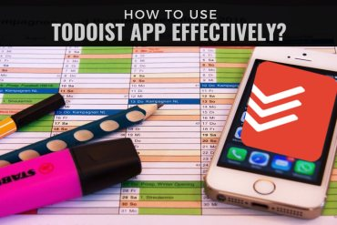 Todoist Use