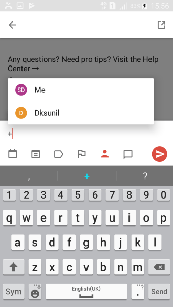Todoist Assign