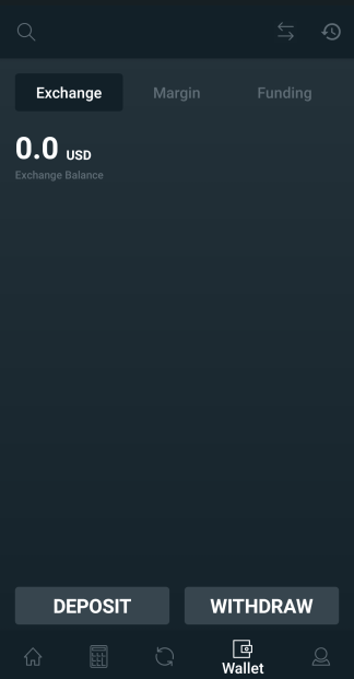 How To Use CobinHood Exchange App