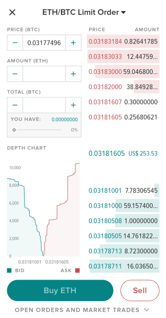 How To Use Poloniex Cryptocurrency Exchange App To Buy And Sell Bitcoins