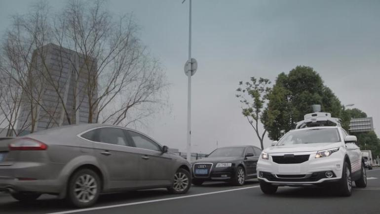 Didi Chuxing Speeds Up Autonomous Driving Project As Prototypes Hit The Road