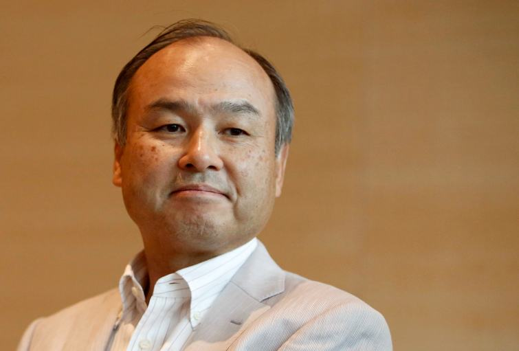Softbank Group Chief Masayoshi Son Bets On A World Without Car Crashes