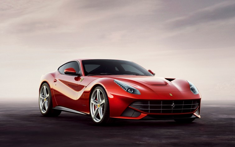 Ferrari Ready To Take On Telsa With Its Version Of An Electric Supercar