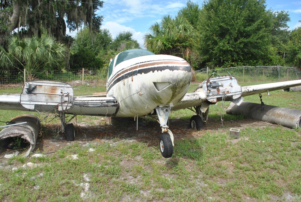 Inventory | FL Aircraft Salvage & Transport