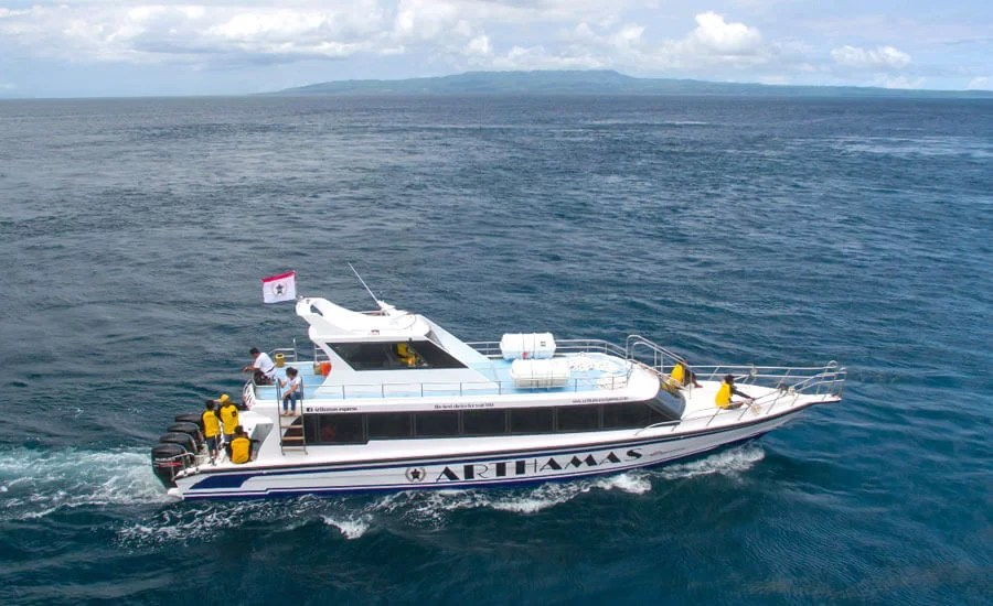 cheapest ticket fast boat to lembongan