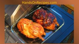 Grilled Whole Chicken (Frozen) Recipe