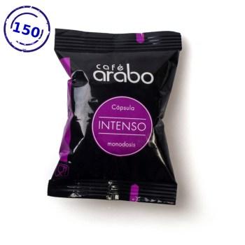 Caja de 150 cápsulas de café arabo - Intenso