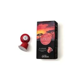 Cápsula café arabo compatible Nespresso - Lungo