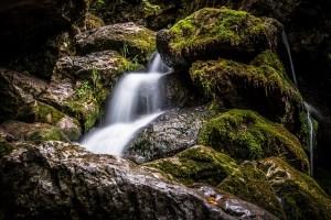 Agua dulce de río