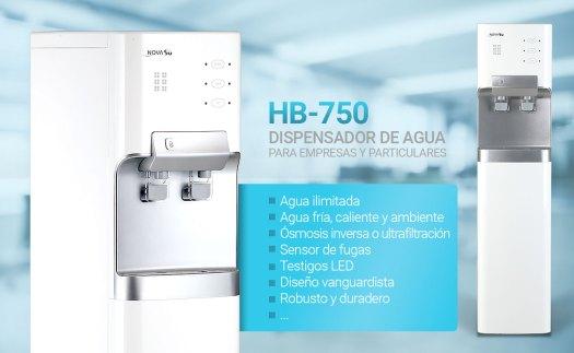 HB-750 UF Dispensador de agua en ultrafiltración