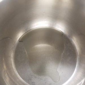 oil in instant pot