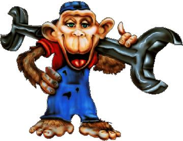 Image result for a picture of a grease monkey