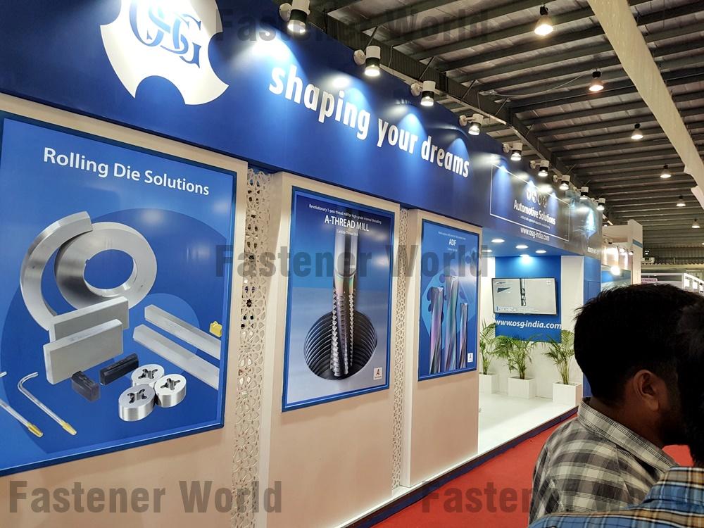 2019 印度國際機械工程技術及機床展覽會(扣件專區)