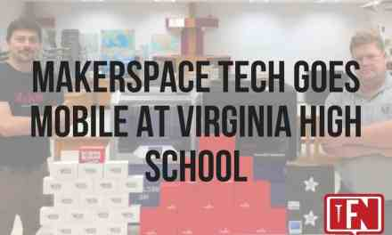 Makerspace Tech Goes Mobile at Virginia High School