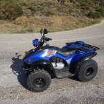 Quad Bike Moto Power Naxos