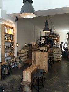 The barn coffee roastery Berlin