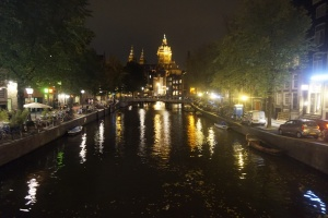 Red Light District Tour 360 Amsterdam