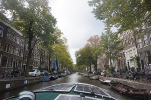 Rederij Paping Amsterdam canal cruise
