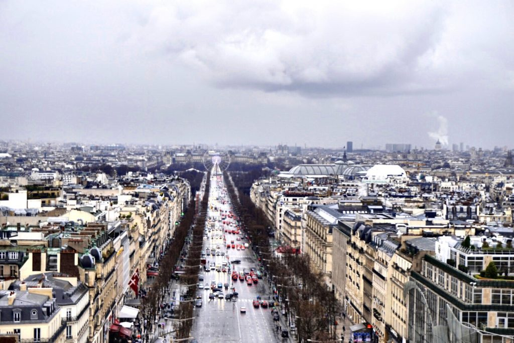 Paris, Sightseeing,