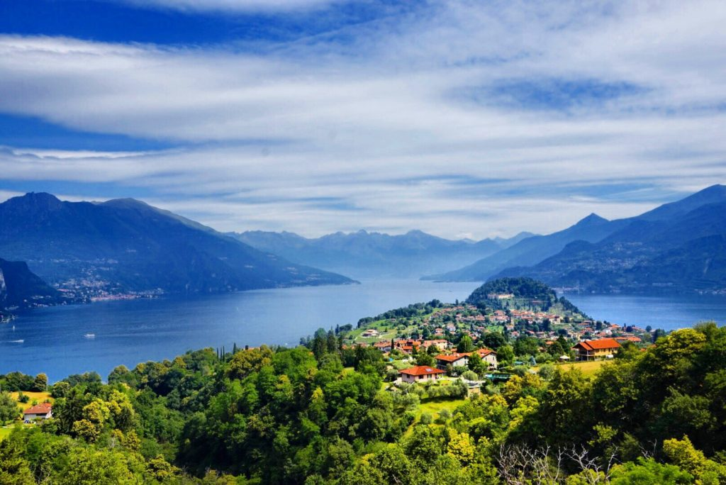 Lake como, Bellagio, italy