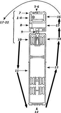 Tractor Trailer Wheel Diagram, Tractor, Free Engine Image
