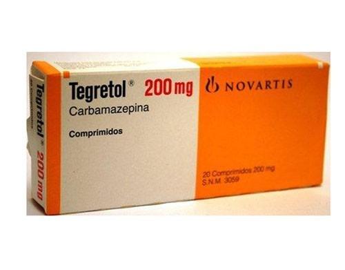 Tegretol (Carbamazepine) - Antidepressant