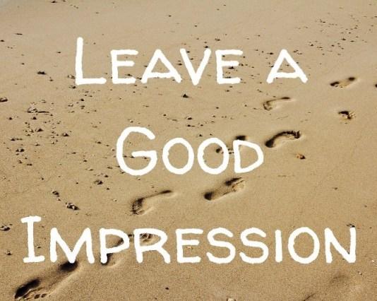10 ways to make a good impression at work