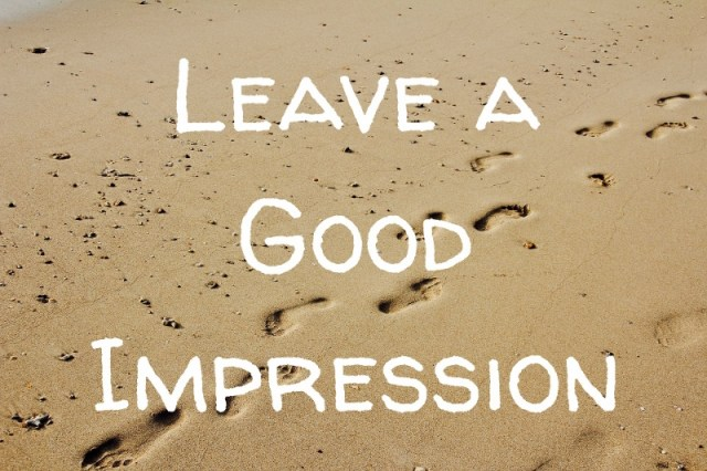 10 ways to make a good impression at work