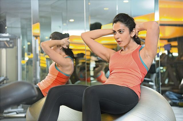 Best gym workouts to get a toned body