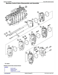 John Deere 4520 4720 Compact Utility Tractors W/O Cab (SN