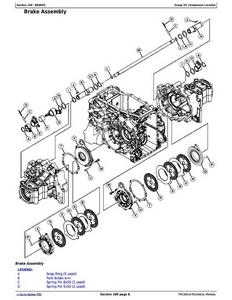 John Deere 3033R 3038R 3039R 3045R 3046R Compact Utility
