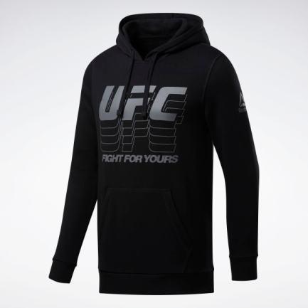 Training UFC Logo Hoodie