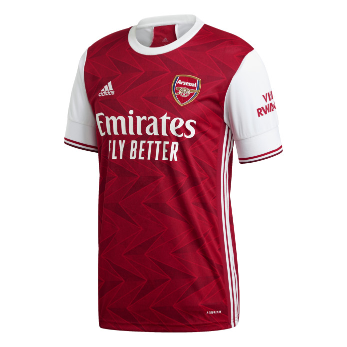 Arsenal 20/21 Home Jersey
