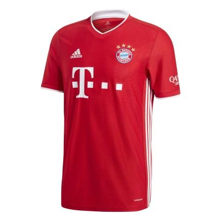 Bayern Munich Home Jersey 2020/21