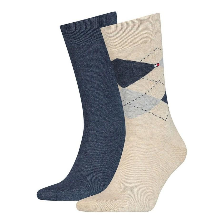 Check Sock 2PK