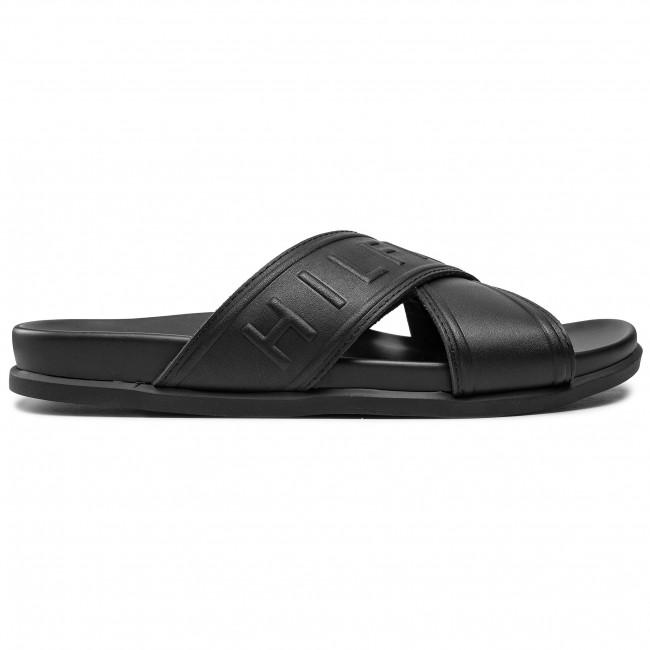Elevated Embossed Sandal