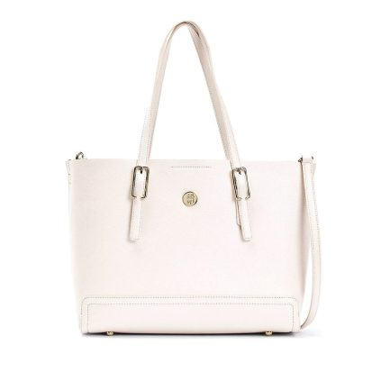 Honey Tote bag synthetic white