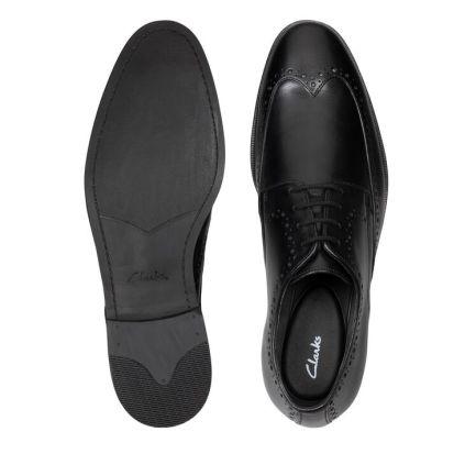 Stanford Limit Black Leather