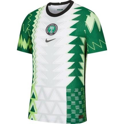 Nigeria 2020 Vapor Match Home