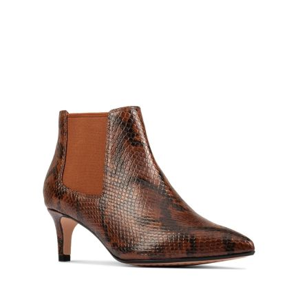 Laina55 Boot 2 Dark Tan