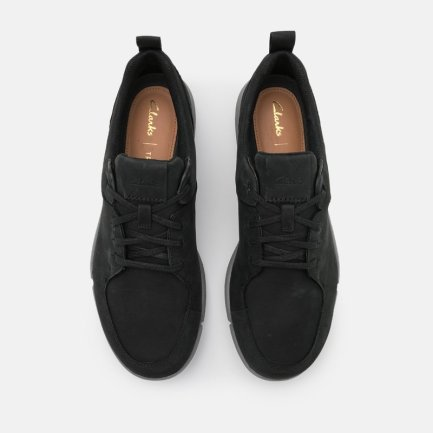 TriStellar Lace Black Leather