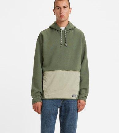 Utility Hoodie Sweatshirt